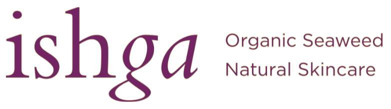 Ishga Organic Logo + Text